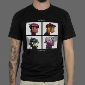 Majica ili Hoodie Gorillaz 1
