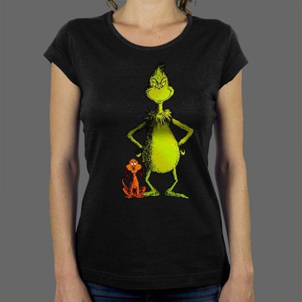 Majica ili Hoodie Grinch 1