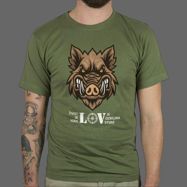 Majica ili Hoodie Lov 1