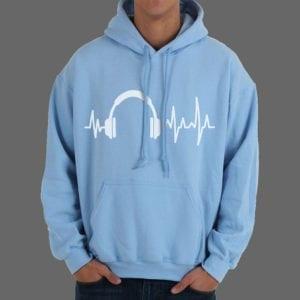 Majica ili Hoodie Music Pulse 1