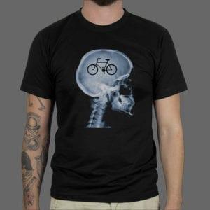 Majica ili Hoodie Bicycle Brain