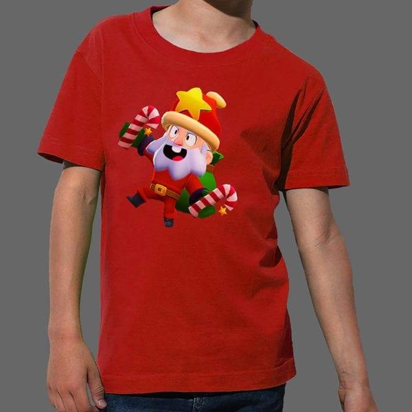 Majica ili Hoodie Brawl Stars Santa 1