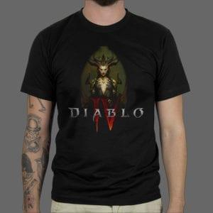 Majica ili Hoodie Diablo 4 1