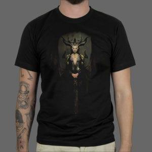 Majica ili Hoodie Diablo 4 3