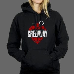 Majica ili Hoodie Green Day 1