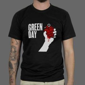 Majica ili Hoodie Green Day 2