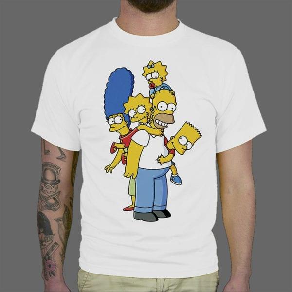 Majica ili Hoodie Simpsons 1