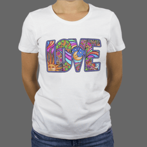 Majica ili Hoodie Love 1