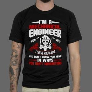 Majica ili hoodie Mechanical Eng 1