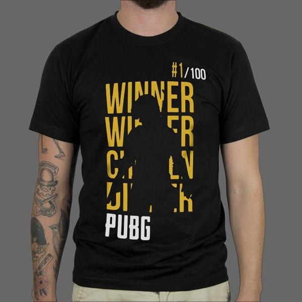 Majica ili Hoodie PUBG Winner 1