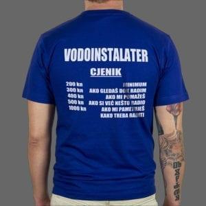 Majica Vodoinstalater 1