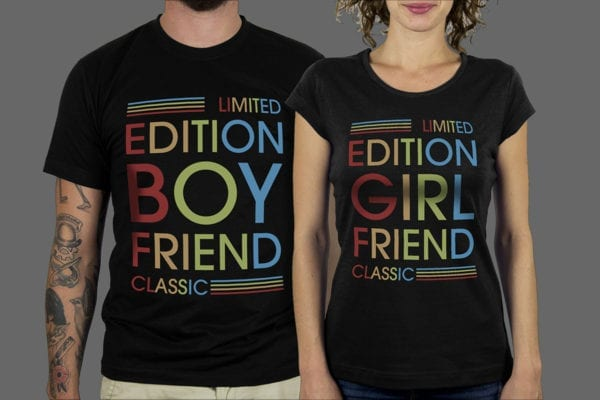 Majica ili Hoodie Boyfriend Girlfriend 1