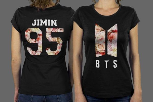 Majica ili Hoodie BTS 4 name