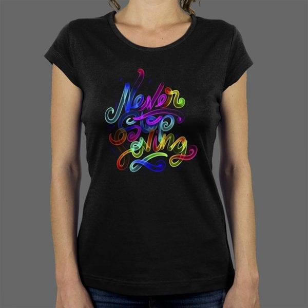 Majica ili Hoodie Never Stop Loving 1