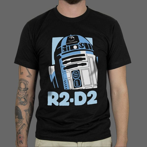 Majica ili Hoodie Star Wars R2D2