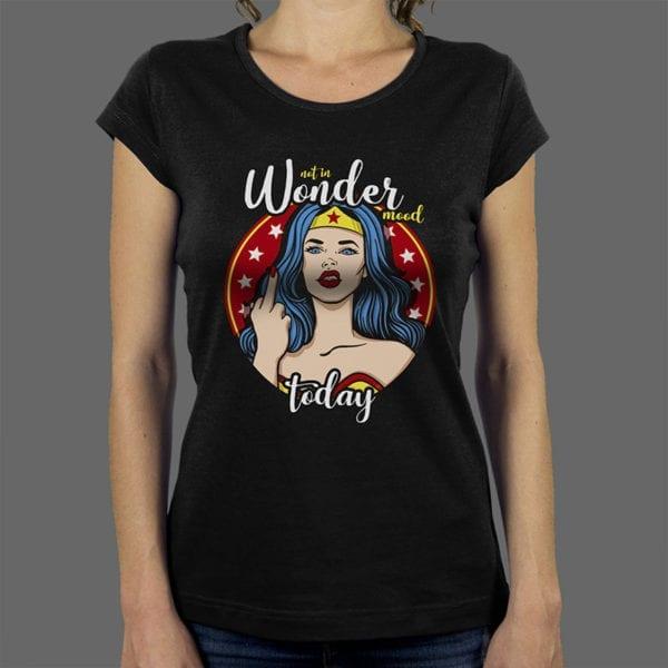 Majica ili Hoodie Wonder Woman 3