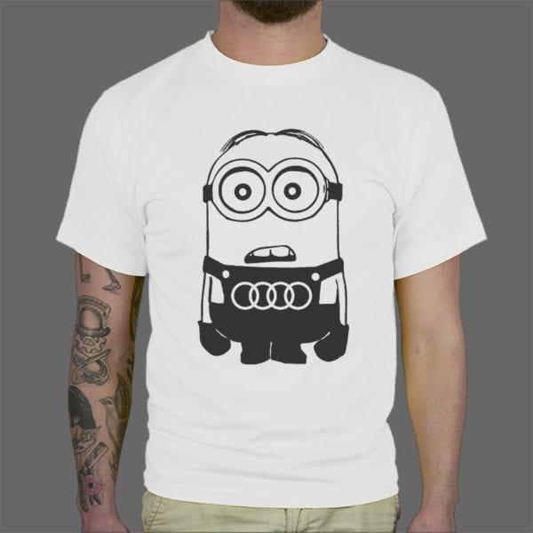 Majica ili Hoodie Audi Minion 1