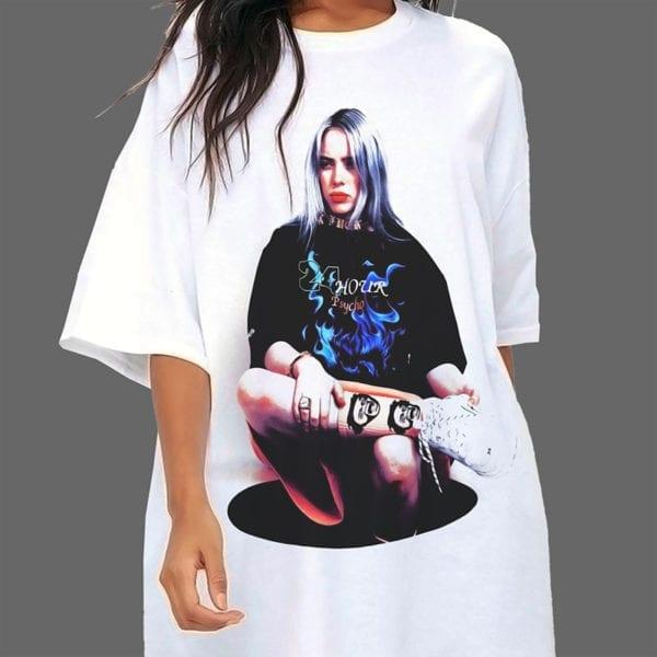 Majica ili Hoodie Billie Eilish 12