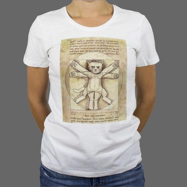 Majica ili Hoodie Cat Vitruvian
