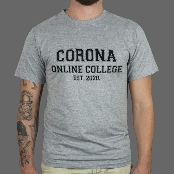 Majica Corona College