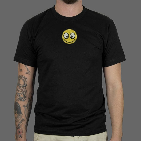 Majica ili Hoodie Smiley 1 emb