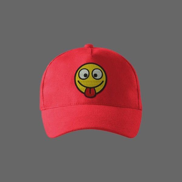 Majica ili Hoodie Smiley 6 emb