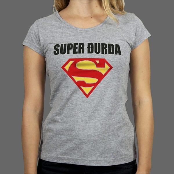 Majica ili Hoodie Super Superwoman