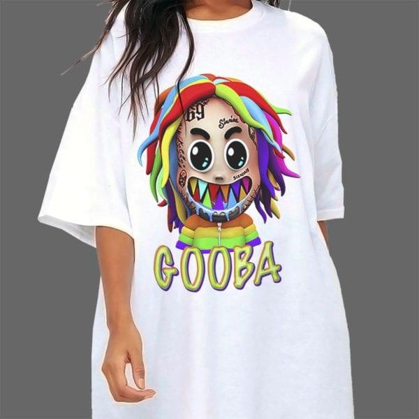 Majica ili Hoodie 6ix9ine Gooba 2