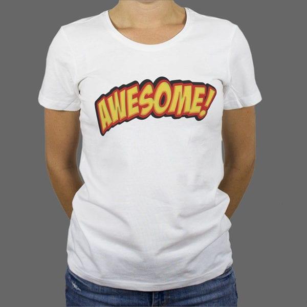 Majica ili Hoodie Awesome 1