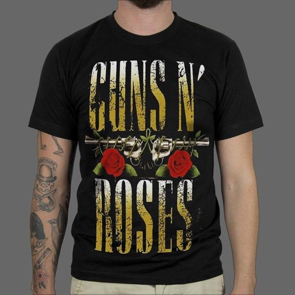 Majica Guns & Roses Jumbo 3