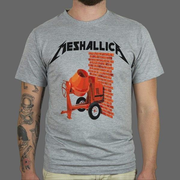 Majica ili Hoodie Meshallica 1