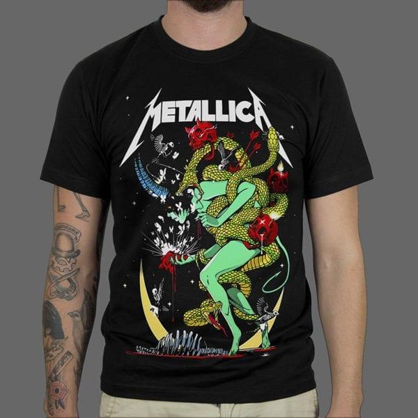 Majica Metallica Jumbo 25
