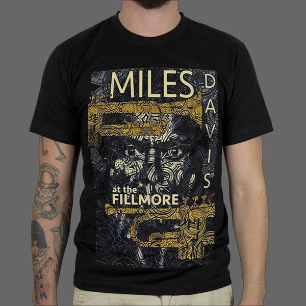 Majica Miles Davis Jumbo 1
