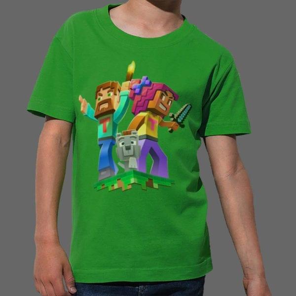 Majica ili Hoodie Minecraft 3
