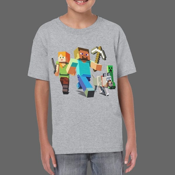 Majica ili Hoodie Minecraft 4