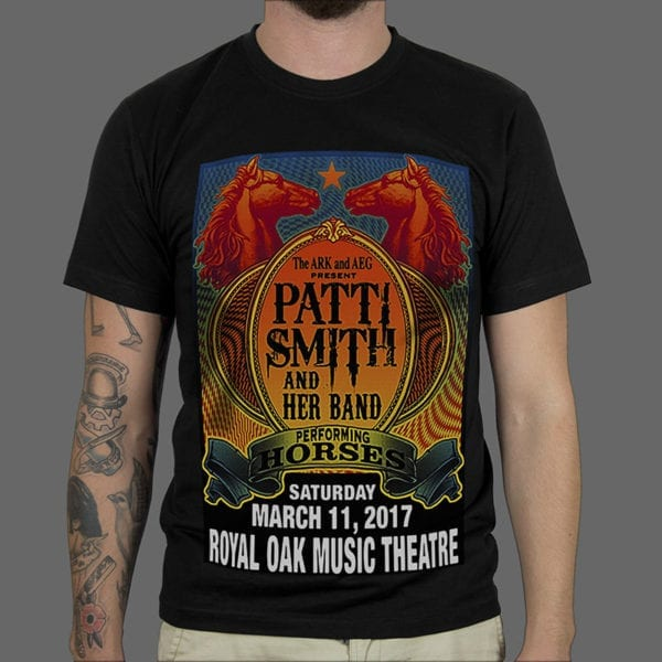Majica Patti Smith Jumbo 2