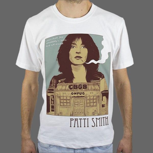 Majica Patti Smith Jumbo 4