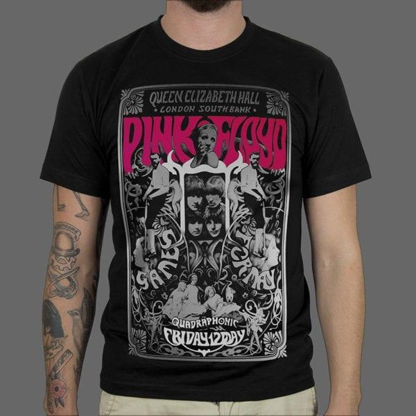 Majica Pink Floyd Quadraphonic Jumbo 1
