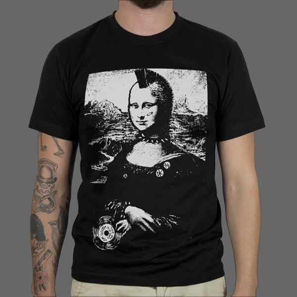 Majica Punk Lisa Jumbo 1