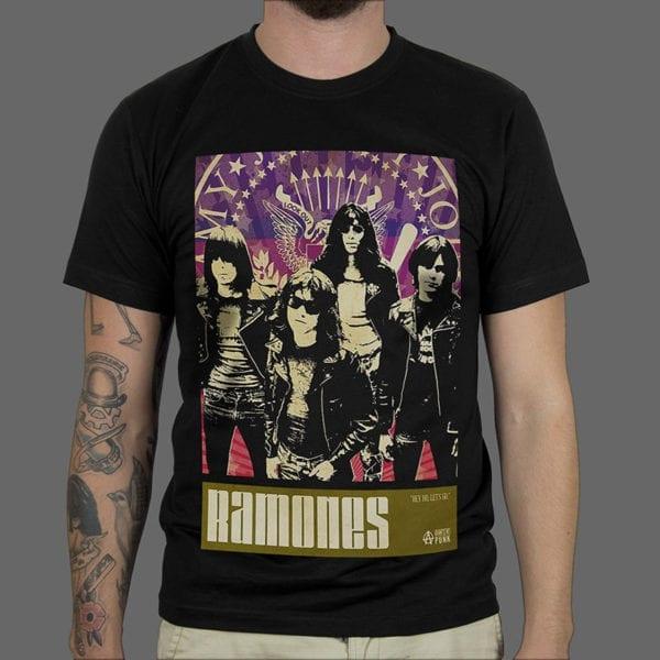 Majica Ramones Jumbo 2
