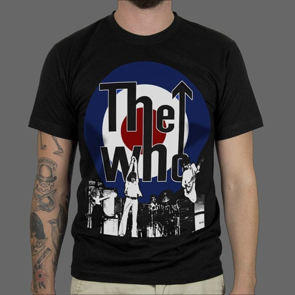 Majica The Who Jumbo 1