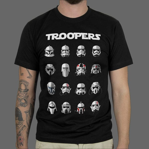 Majica ili Hoodie Troopers 1