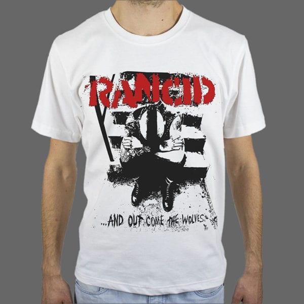 Majica Rancid Jumbo 1