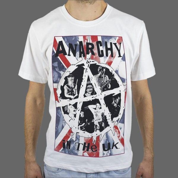 Majica Anarchy 3 Jumbo