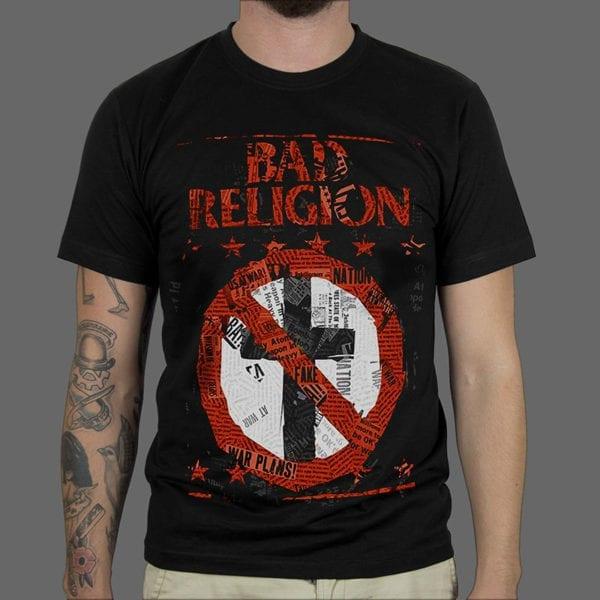 Majica Bad Religion 6 Jumbo