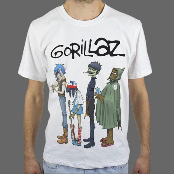 Majica Gorillaz Jumbo 3