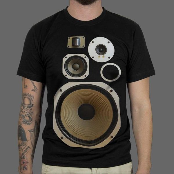 Majica Loudspeaker Jumbo 1