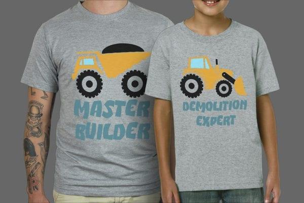 Majice ili Hoodie Master Builder 1