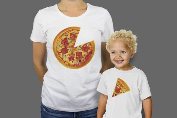 Majice ili Hoodie Pizza Cut 1