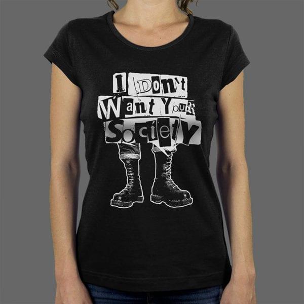 Majica ili Hoodie Punk Marts 1